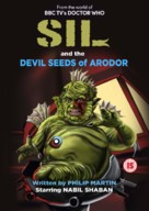 Sil and the Devil Seeds of Arodor - British Movie Cover (xs thumbnail)