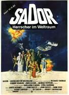 Battle Beyond the Stars - German Movie Poster (xs thumbnail)