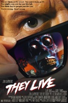 They Live - Movie Poster (xs thumbnail)