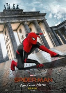 Spider-Man: Far From Home - German Movie Poster (xs thumbnail)