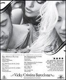 Vicky Cristina Barcelona - For your consideration movie poster (xs thumbnail)