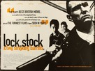 Lock Stock And Two Smoking Barrels - British Movie Poster (xs thumbnail)