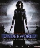 Underworld - German Blu-Ray cover (xs thumbnail)