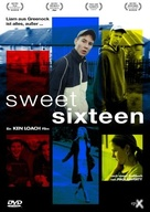Sweet Sixteen - German DVD cover (xs thumbnail)