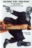 The Transporter - Greek Movie Cover (xs thumbnail)