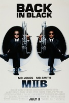 Men In Black II - Advance movie poster (xs thumbnail)