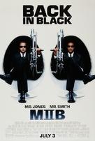 Men In Black II - Advance movie poster (xs thumbnail)