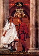 A Funny Thing Happened on the Way to the Forum - DVD cover (xs thumbnail)