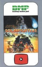 Solarbabies - German Blu-Ray movie cover (xs thumbnail)