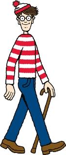 """""""Where's Waldo?"""" - Key art (xs thumbnail)"""