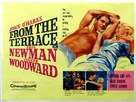 From the Terrace - British Movie Poster (xs thumbnail)