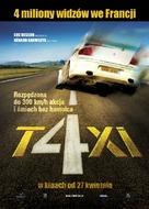 Taxi 4 - Polish poster (xs thumbnail)