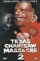 The Texas Chainsaw Massacre 2 - German DVD movie cover (xs thumbnail)