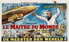 Master of the World - Belgian Movie Poster (xs thumbnail)
