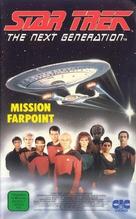 """Star Trek: The Next Generation"" - German VHS cover (xs thumbnail)"