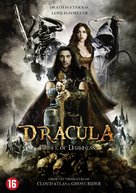 Dark Prince: The True Story of Dracula - Dutch DVD movie cover (xs thumbnail)
