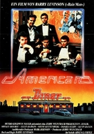 Diner - German Movie Poster (xs thumbnail)