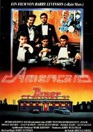 Diner - German Movie Poster (xs thumbnail)