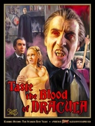 Taste the Blood of Dracula - Movie Cover (xs thumbnail)