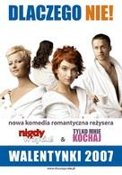 Dlaczego nie! - Polish Movie Poster (xs thumbnail)