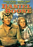 Daniel Boone - DVD movie cover (xs thumbnail)