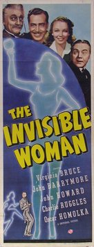 The Invisible Woman - Movie Poster (xs thumbnail)