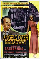 Angels Over Broadway - Movie Poster (xs thumbnail)