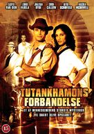The Curse of King Tut's Tomb - Danish DVD cover (xs thumbnail)