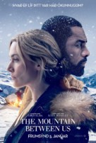 The Mountain Between Us - Icelandic Movie Poster (xs thumbnail)