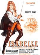 Isabella, duchessa dei diavoli - French Movie Poster (xs thumbnail)