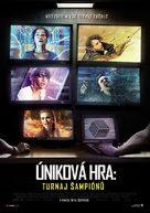 Escape Room: Tournament of Champions - Czech Movie Poster (xs thumbnail)