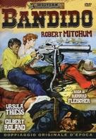 Bandido - Italian DVD movie cover (xs thumbnail)