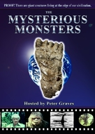 The Mysterious Monsters - DVD cover (xs thumbnail)