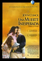 Grace Is Gone - Mexican Movie Poster (xs thumbnail)
