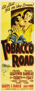 Tobacco Road - Movie Poster (xs thumbnail)