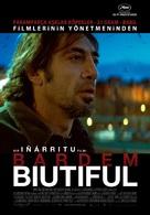 Biutiful - Turkish Movie Poster (xs thumbnail)