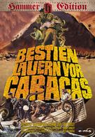 The Lost Continent - German DVD cover (xs thumbnail)