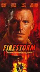 Firestorm - VHS cover (xs thumbnail)