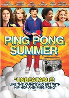 Ping Pong Summer - DVD cover (xs thumbnail)