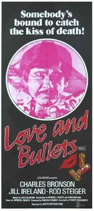 Love and Bullets - Australian Movie Poster (xs thumbnail)