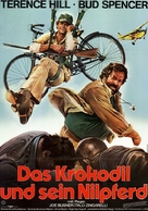 Io sto con gli ippopotami - German Movie Poster (xs thumbnail)