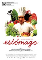 Estômago - Spanish Movie Poster (xs thumbnail)