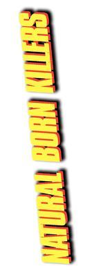 Natural Born Killers - Logo (xs thumbnail)