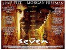 Se7en - British Movie Poster (xs thumbnail)