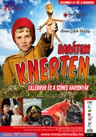Knerten - Hungarian Movie Poster (xs thumbnail)