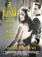 Walk the Line - Swiss Movie Poster (xs thumbnail)