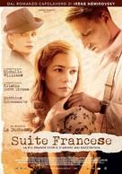 Suite Française - Italian Movie Poster (xs thumbnail)