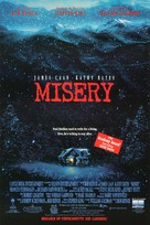 Misery - Video release movie poster (xs thumbnail)