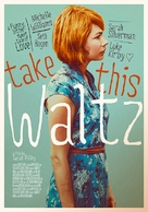 Take This Waltz - Swedish Movie Poster (xs thumbnail)