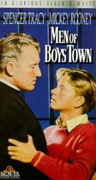 Men of Boys Town - VHS cover (xs thumbnail)